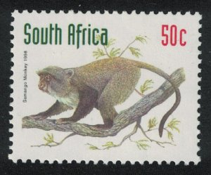 South Africa Samango Monkey issue 1998 SG#1017