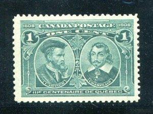Canada #97  Mint VFNH  - Lakeshore Philatelics