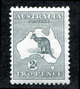 Australia Scott 3, MLH, kangaroo