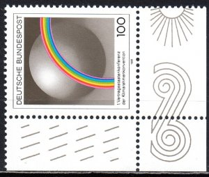 Germany. 1995. 1785. Climate convention. MNH.