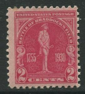 STAMP STATIOM PERTH USA #688 MNH 1930 CV$0.85.