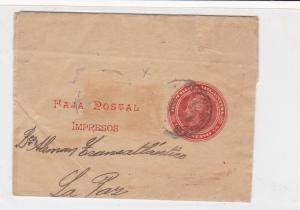Argentina Vintage Newspaper stamps wrapper ref 21638