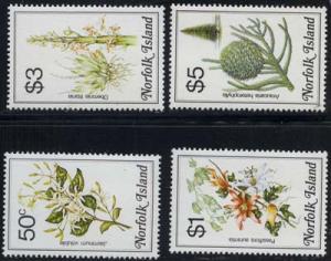 NORFOLK ISLAND 323-338  Mint NH