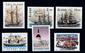 [65352] Aland Åland 1988 Year Set  MNH