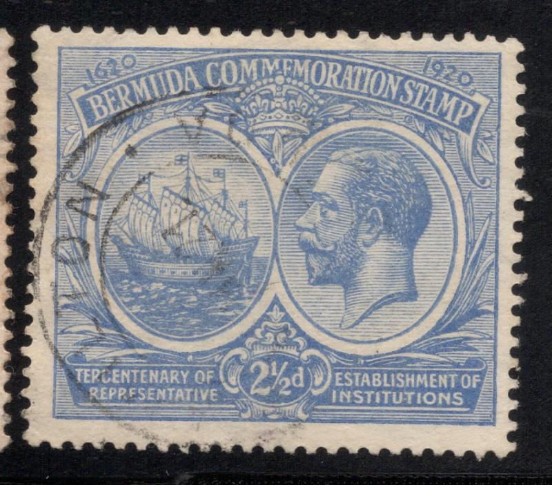 Bermuda #68 Ultra - Hamilton Cancel