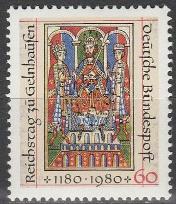 Germany #1327 MNH (S3714)
