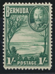 Bermuda  SG 105 SC# 113 MLH  Grape Bay     see details and scans
