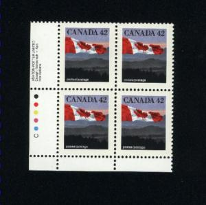 Canada #1356   Mint VF NH PB    PD  3.00