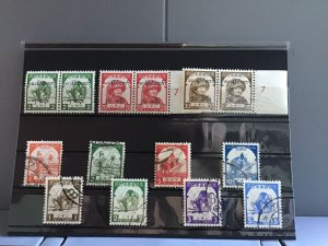 Japanese Occupation of Burma mint never hinged and used stamps   R25007