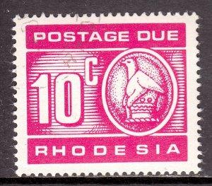 Rhodesia - Scott #J19 - Used/CTO - SCV $5.00