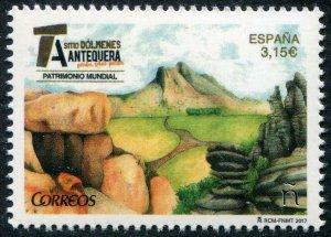 HERRICKSTAMP NEW ISSUES SPAIN World Heritage, Antequera Dolmens