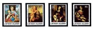 Cayman Is 494 97 MNH 1982 Christmas