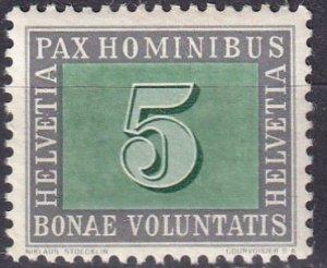 Switzerland #293 MNH  (SU7694)