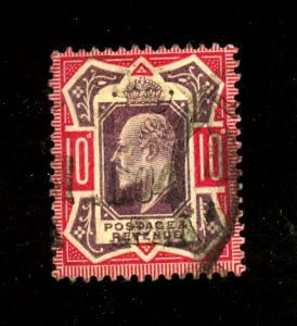 Great Britain# 137 Used F-VF Cat $70