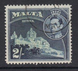 Malta, Sc 202 (SG 228), used