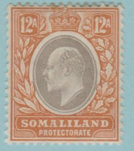 Somaliland 35 Mint Hinged OG * - No Faults! Very Fine