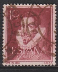 Spain Sc#773 Used