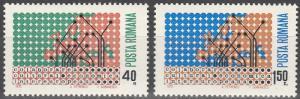 Romania #2165-6   MNH    (K1252)