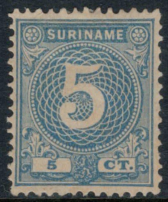 Surinam #21*  CV $27.50
