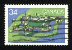 Can #1057   -2     used VF 1985 PD