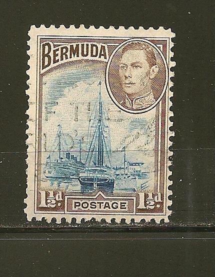 Bermuda 119 Hamilton Harbor Used