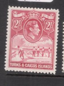 Turks & Caicos SG 203a MNH (5dek)