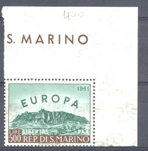 San Marino  #490 Mint VF NH