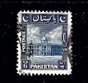 Pakistan 34 Used 1948 issue   (P9)