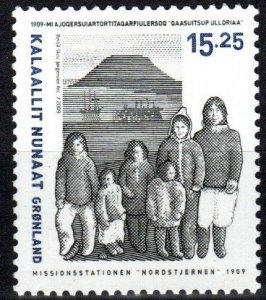Greenland #549  MNH CV $6.25 (X1250)