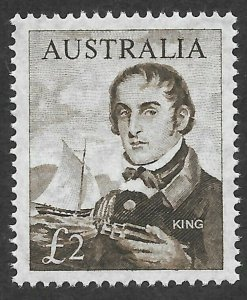 Doyle's_Stamps: Australian Scott #379** 1964 2-Pound Sterling Issue