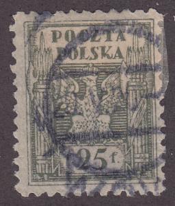 Poland 100 Arms of Poland 1919