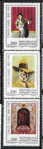 ARGENTINA 1502-04 MOG Y772