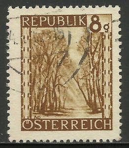 Austria 1945 Scott# 459 Used