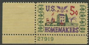 STAMP STATION PERTH USA #1253  MLH OG 1964  CV$0.25.