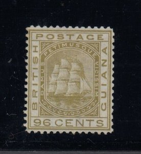 British Guiana, Sc 80 (SG 134), MHR