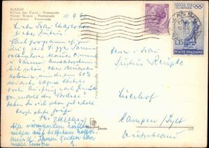 Italy, Picture Postcards