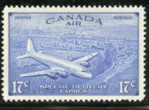 Canada # CE3, Mint Never Hinge. CV $ 6.00