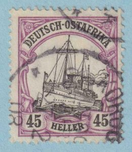 GERMAN EAST AFRICA 28  USED - NO FAULTS EXTRA FINE!