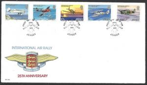 Jersey April 24, 1979 First Day Cover