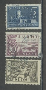 Finland 177-9  Used cgs (2)
