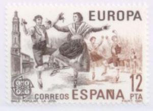 Spain 1981 SC# 2236 MNH L445
