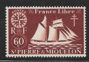 Saint Pierre and Miquelon Mint Never Hinged [4145]