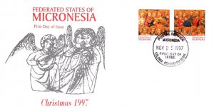 Micronesia, Worldwide First Day Cover