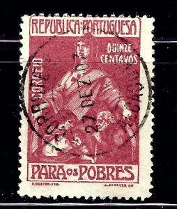 Portugal RA4 Used 1915 issue