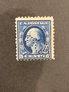 US Stamps # 378 MNH Superb