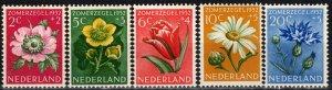 Netherlands #B238-42  F-VF Unused CV $12.05 (X3932)