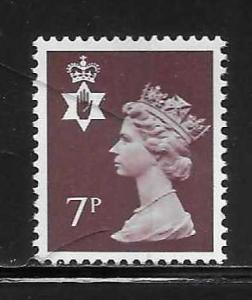 Great Britain Northern Ireland NIMH8 7p Machin single MNH