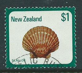New Zealand SG 1103  VFU