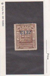 US Scott # 3T5  BALTIMORE & OHIO TELEGRAPH COMPANY  REVENUE 1885 MINT no Gum