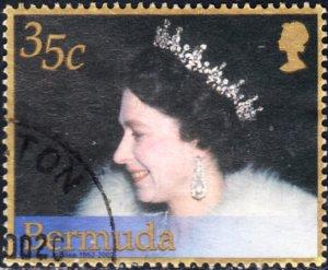 Bermuda  #823  Used